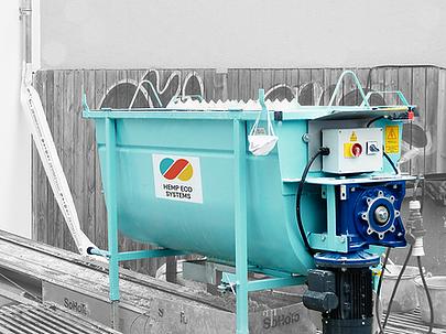 HES-mixer - impastatrice brevettata a garanzia della qualità del prodotto